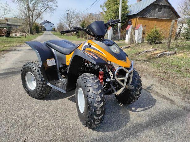 Quad Keeway 100 ATV 2T - Nie chińczyk DUŻE KOŁA