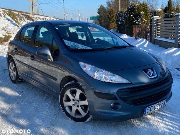Peugeot 207 Zarejestrowany*Bezwypadkowy*Klima*Serwis*Super Stan*