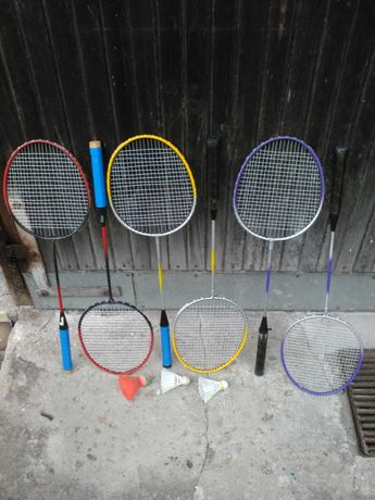 paletki do badmintona