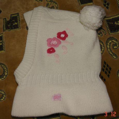 Зимняя шапка шлем 46-50
