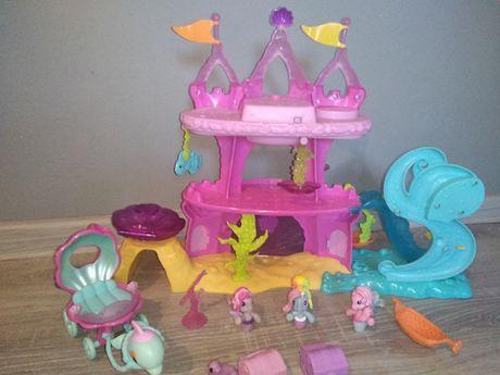Podwodny zamek My Little Pony