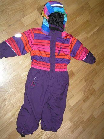 Комбинезон зимний термокомбинезон для девочки Color Kids как H&M
