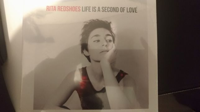 CD Rita Redshoes Life Is Second