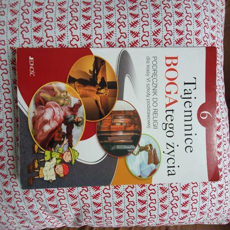 Podręcznik do religii dla klasy VI Jedność Tajemnice Bogatego życia