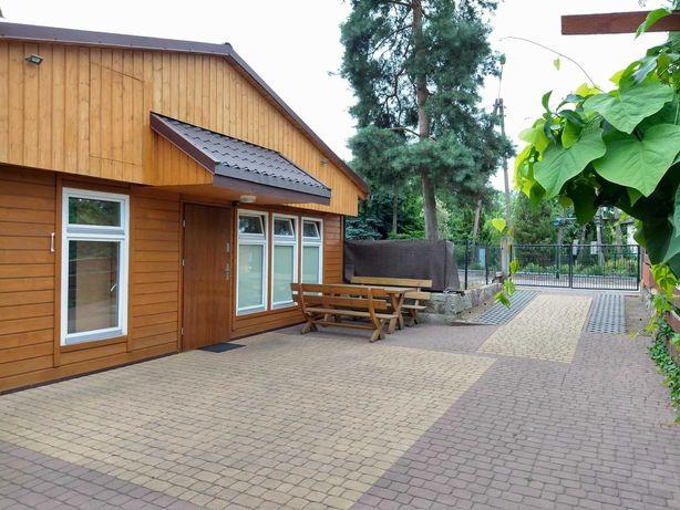 Klimatyzowany domek letniskowy blisko plaży RUDNIK