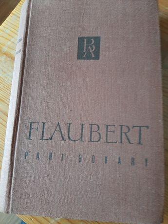 Pani Bovary Flaubert