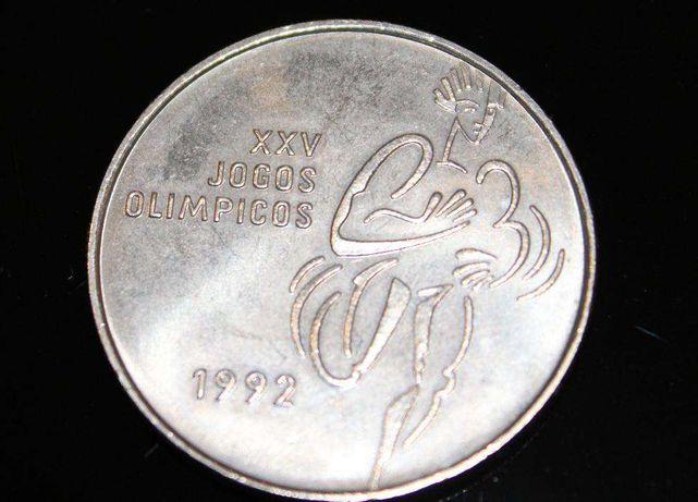 Moeda XXV Jogos olimpicos 1992