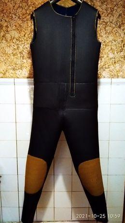Продам водолазный костюм мокрого типа