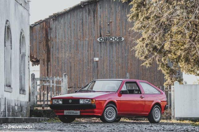 VW Scirocco GTI