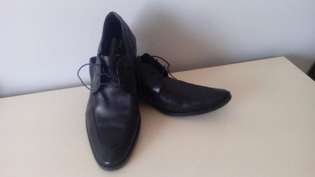 Buty wizytowe Conhpol, rozmiar 44 długość wkładki 28 cm