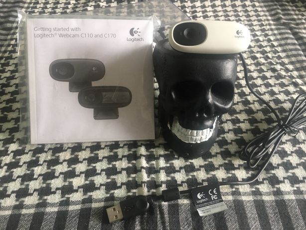 Веб камера Logitech C110, web camera