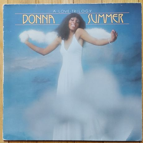 Donna Summer, A Love Trilogy, Ger, 1977, bdb+ (EX+)