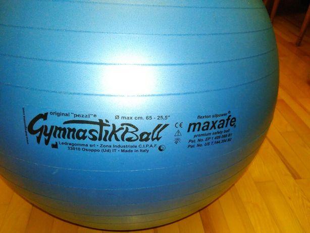 Мяч гимнастический Ledragomma Gymnastik Ball Maxafe 65