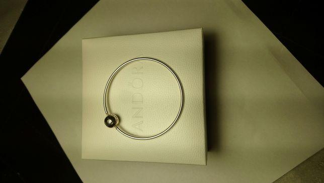 Srebra bransoletka essence 16cm Pandora oryginalna NOWA