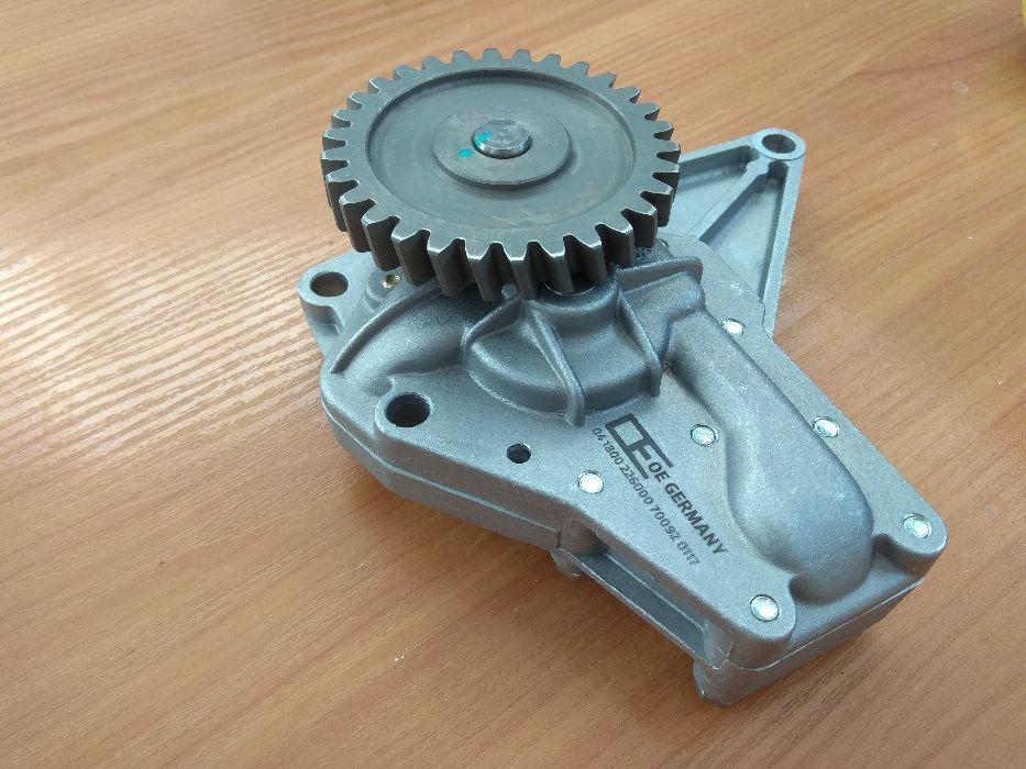 Pompa oleju silnika MWM Renault, Fendt. Zasilanie 29mm MTC023 Łomża - image 1