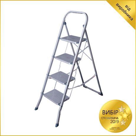 Лестница 4-ступенчатая MAX 4 Eurogold 2104