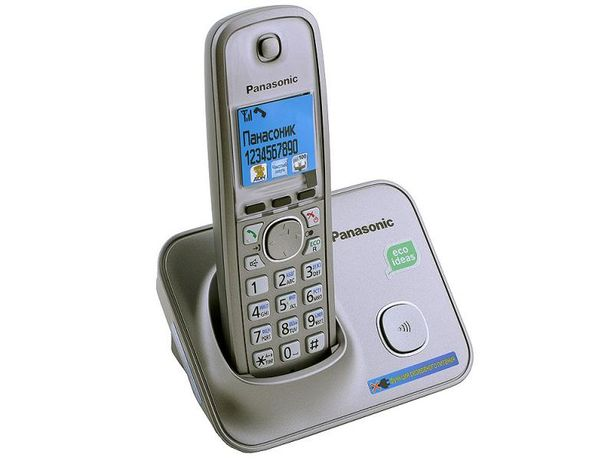 Телефон Panasonic KX-TG6611CA