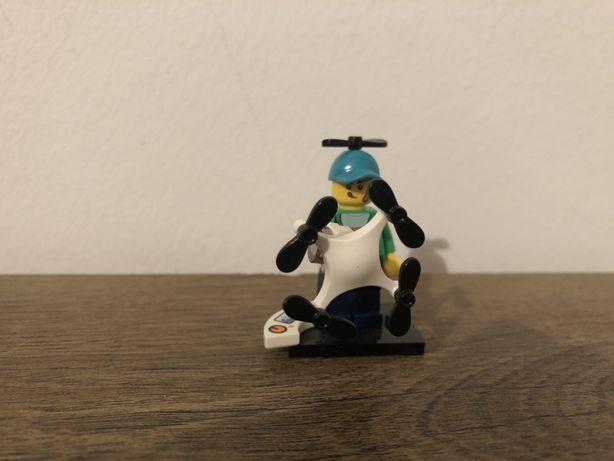 Lego minifigures 20 chłopiec z dronem