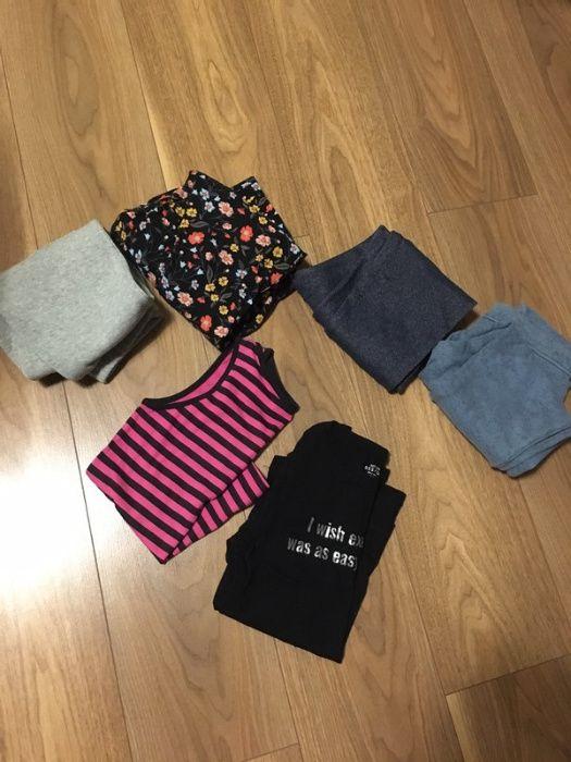 Zestaw ubrań dla dziewczynki 134/140 Kobyłka - image 1