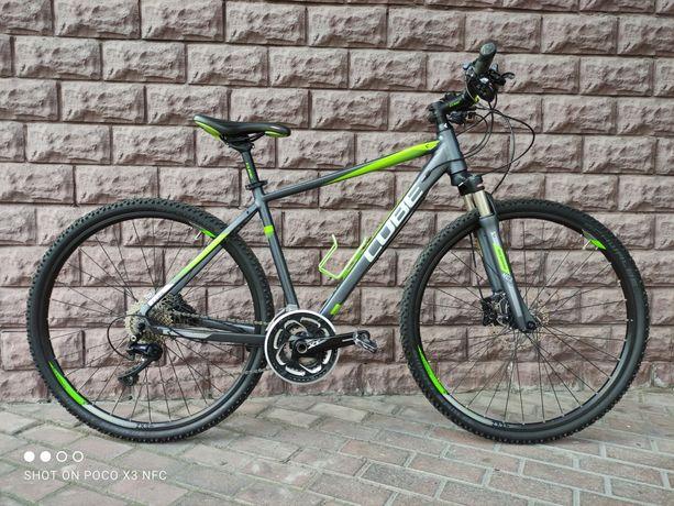 Кроссовый велосипед cube cross 28
