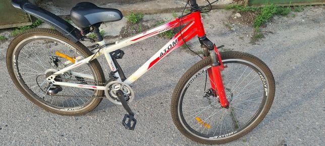 Продам велосипед Атом, полный коплект