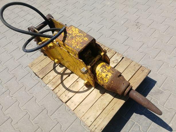 Młot hydrauliczny mini koparka koparko ładowarka Arrowhead
