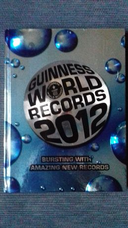 Księga Rekordów Guinnessa Guinness World Records 2012