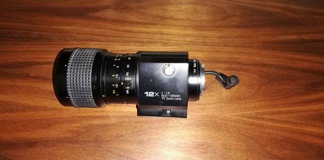 Телеобъектив Panasonic12xTV zoom 1:1.6WV-LZ14/12A 10.5-126mm F1.6