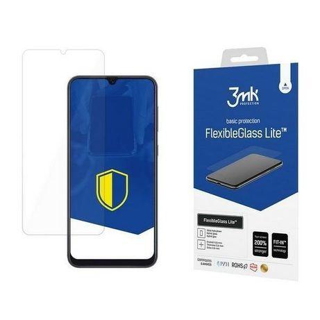 Película Flexiglass (Tpu+Vidro Temperado) 3Mk Galaxy A50 - Transparente