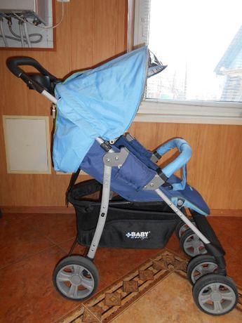 Прогулочная коляска Baby Design - Pony, цвет 06.1 (синий)