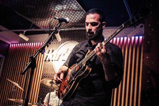 Aulas de Guitarra Eléctrica\Clássica, PRESENCIAL\ONLINE
