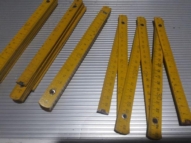 Метр складний деревянний
