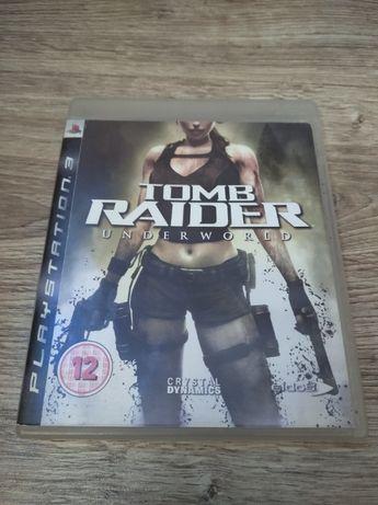 Gra PlayStation 3 TOMB RAIDER Underworld PS3