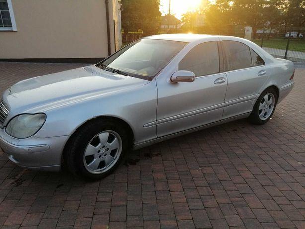 Mercedes S klasa W220