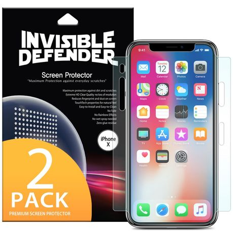 Película De Plástico Ringke Iphone 11 Pro - Transparente