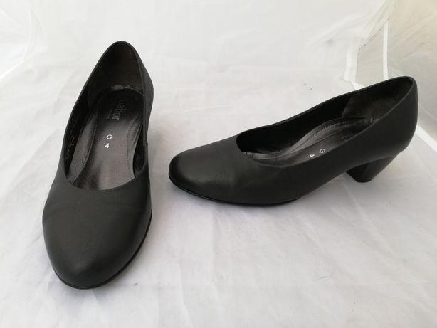 Buty czółenka Gabor UK 4 r. 37 , wkł 24,5 cm