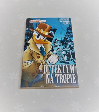 gigant poleca detektyw na topie Walt Disney komiks