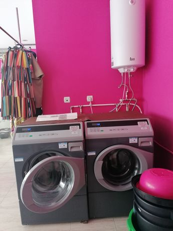 Máquina de lavar roupa industrial Self-service lares e Residências
