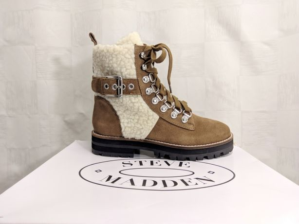 Женские ботинки Steve Madden. Оригинал из США.