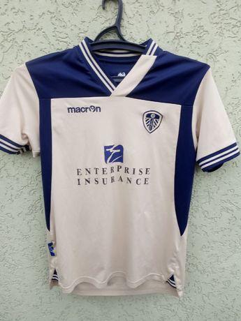 Футбольная футболка Лидс macron APL Leeds винтаж оригинал