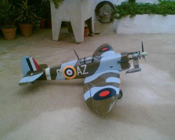 Spitfire RC