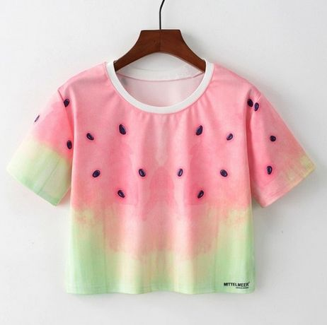 Nowa koszulka arbuzowa