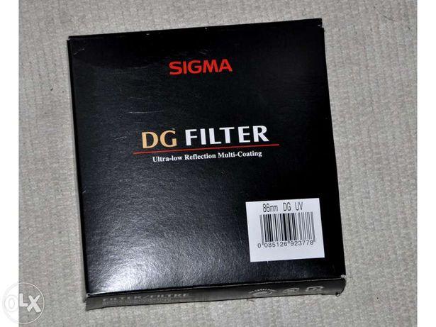 Filtro Sigma 86mm