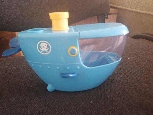 Октонавты подводный транспорт батискаф, подводная лодка Mattell