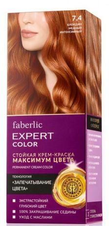 Farba do włosów Expert