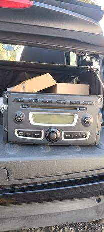 Rádio Smart Fortwo 451