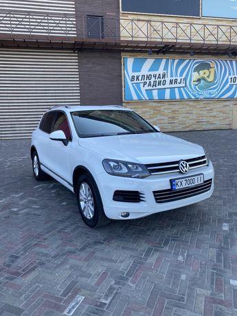 Volkswagen Touareg 3,0 disel