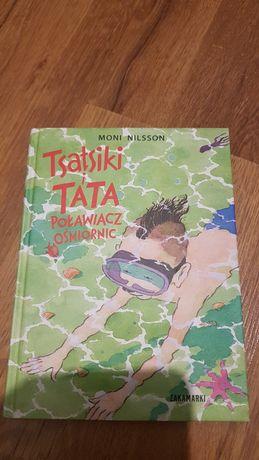 Tsatsiki i Tata polawiacz ośmiornic książka