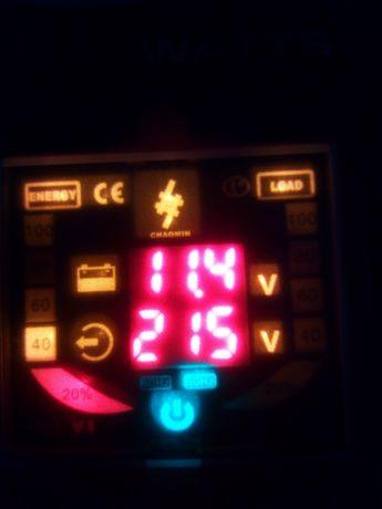 Инвертор 12в - 220в 6000w