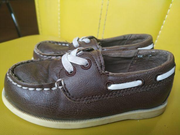 Туфлі на хлопчика 24р.